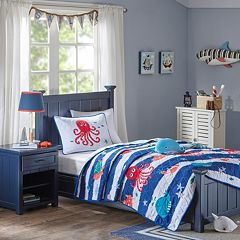 Mi Zone Kids Under The Sea Coverlet Set