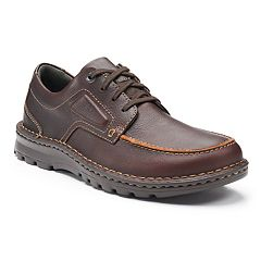 Clarks Vanek Apron Men's Ortholite Shoes