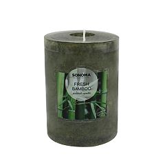 SONOMA Goods for Life™ Fresh Bamboo 4' x 3' Pillar Candle