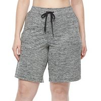 Plus Size Tek Gear® Weekend Bermuda Shorts