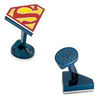 DC Comics Superman Shield Cuff Links