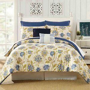 Presidio Square Monterey 7-piece Comforter Set