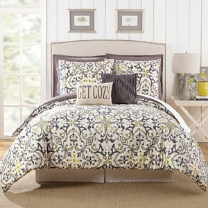 Madrid Monterey 7-piece Comforter Set