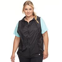 Plus Size Tek Gear® Windbreaker Vest