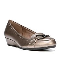 LifeStride Fulton Women's Wedge Loafers