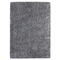 Equinox Luxury Solid Shag Rug - 5'3'' x 7'