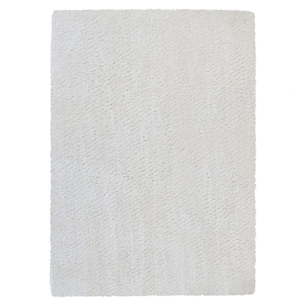 Gertmenian Micro Shaggy Luxury Solid Shag Rug