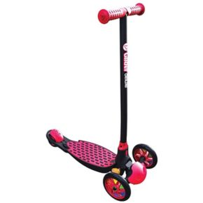 Youth Yvolution Y-Glider Deluxe 1.0 Three-Wheeled Scooter