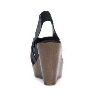 MUK LUKS Beth Women's Wedge Sandals