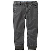 Toddler Boy OshKosh B'gosh® Gray Jogger Pants