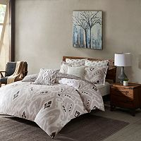 INK+IVY 3 pc Sasha Duvet Cover Set
