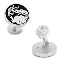 Disney Beauty & The Beast Silhouette Cuff Links
