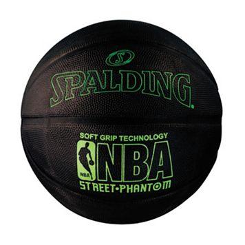 Spalding NBA Street Phantom 29.5-Inch Neon Green Official Outdoor Basketball