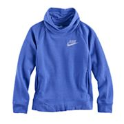 Girls 7-16 Nike Funnel Neck Sweatshirt