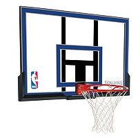 Spalding 50-Inch Acrylic Combo Basketball Backboard
