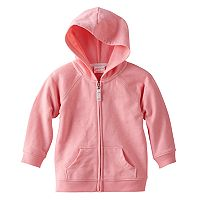 Baby Girl Jumping Beans® Glittery Hoodie