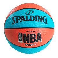 Spalding NBA Varsity Neon 29.5-Inch Official Outdoor Basketball