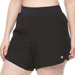Plus Size Tek Gear® Multi-Purpose Workout Shorts