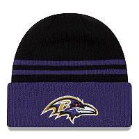 Adult New Era Baltimore Ravens Arctic Beanie
