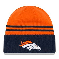 Adult New Era Denver Broncos Arctic Beanie