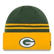 Adult New Era Green Bay Packers Arctic Beanie