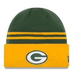 Adult New Era Green Bay Packers Arctic Beanie