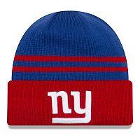 Adult New Era New York Giants Arctic Beanie