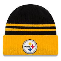 Adult New Era Pittsburgh Steelers Arctic Beanie