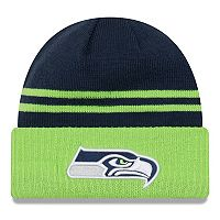 Adult New Era Seattle Seahawks Arctic Beanie