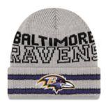Adult New Era Baltimore Ravens Crisp 'n' Cozy Beanie