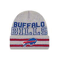 Adult New Era Buffalo Bills Crisp N' Cozy Knit Hat