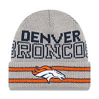 Adult New Era Denver Broncos Crisp 'n' Cozy Beanie