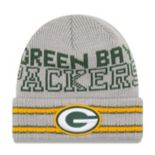 Adult New Era Green Bay Packers Crisp 'n' Cozy Beanie