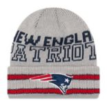 Adult New Era New England Patriots Crisp 'n' Cozy Beanie