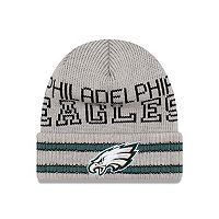 Adult New Era Philadelphia Eagles Crisp N' Cozy Knit Hat