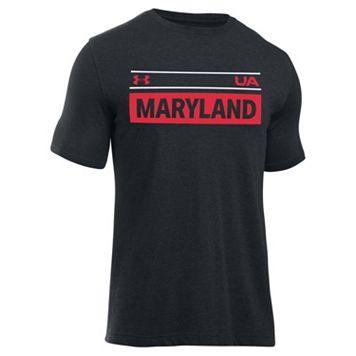 Men's Under Armour Maryland Tee