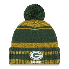 Adult New Era Green Bay Packers Glacial Beanie