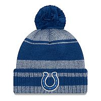 Adult New Era Indianapolis Colts Glacial Beanie