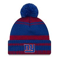 Adult New Era New York Giants Glacial Beanie