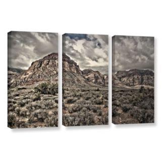 ArtWall ''No Distractions'' Canvas Wall Art 3-piece Set