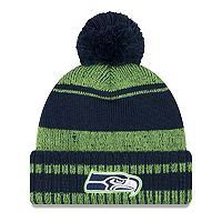 Adult New Era Seattle Seahawks Glacial Beanie