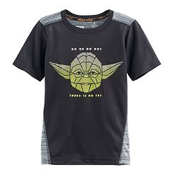 Boys 4-7x Star Wars a Collection for Kohl's Yoda 'Do Or Do Not There Is No Try' Graphic Tee