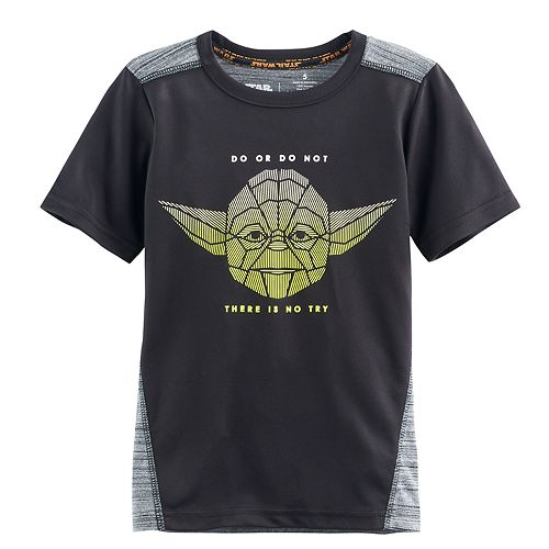 Boys 4-7x Star Wars a Collection for Kohl's Yoda