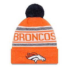 Adult New Era Denver Broncos Toasty Beanie