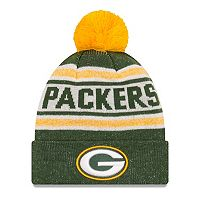 Adult New Era Green Bay Packers Toasty Beanie