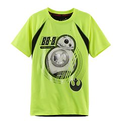Boys 4-7x Star Wars a Collection for Kohl's BB-8 Metallic Sporty Graphic Tee