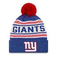 Adult New Era New York Giants Toasty Beanie
