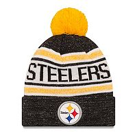 Adult New Era Pittsburgh Steelers Toasty Beanie