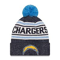 Adult New Era Los AngelesChargers Toasty Cover Knit Hat