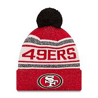 Adult New Era San Francisco 49ers Toasty Cover Knit Hat